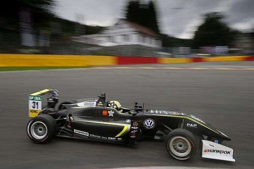 Spa F3: Norris wins Race 1 as rivals stumble