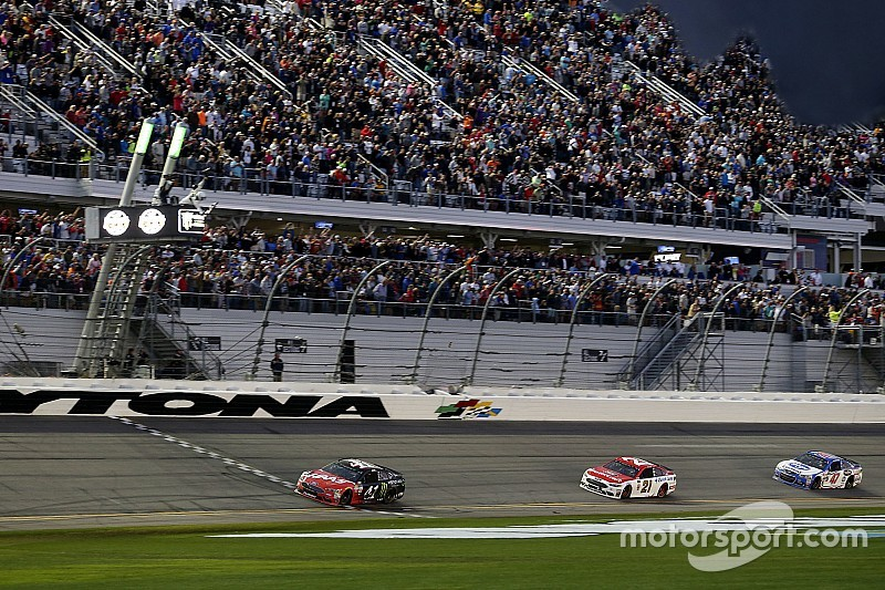 "Ryan Blaney ""sputters"" to second-place finish in Daytona 500"