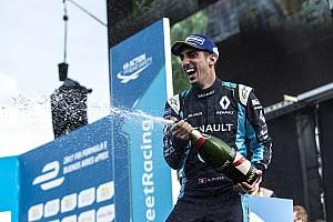 Formula E Race report Buenos Aires ePrix: Buemi takes third Formula E win in a row