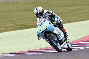 Argentina Moto3: Mir takes second straight win