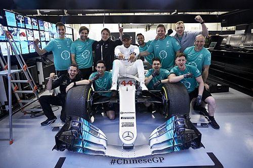 Çin GP'nin ardından puan durumu