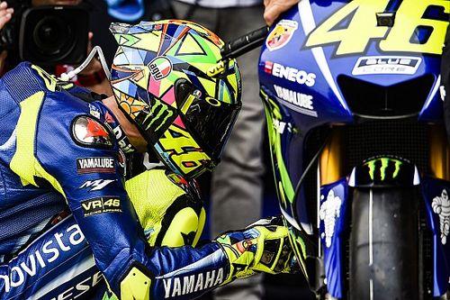 MotoGP: Rossi nagyon élvezte pályafutása 350. versenyét!