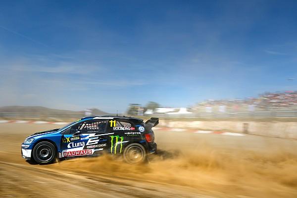 WRX у Португалії: Сольберг виграє кваліфікацію