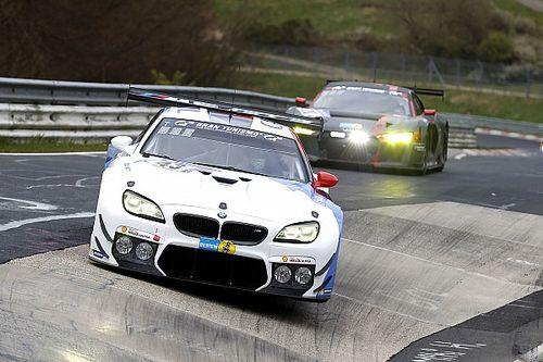 24 uur Nürburgring: BMW Team Schnitzer aan kop in eerste kwalificatie