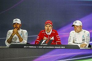 Bahrain GP: Post-race press conference