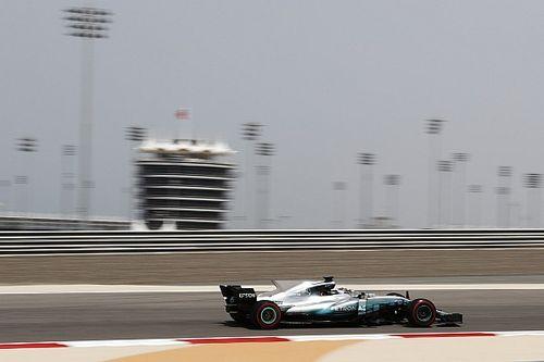 Bottas lidera la última mañana de test y Ferrari con problemas