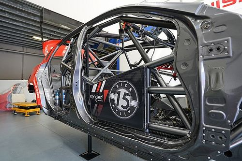 Nissan assessing Supercars leg protection options