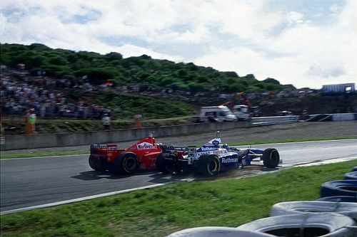 Ex-manager verklaart ontbreken excuses Schumacher voor Jerez 1997