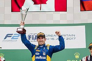 Canadian Weekly Notebook - Nicholas Latifi wins first Formula 2 race