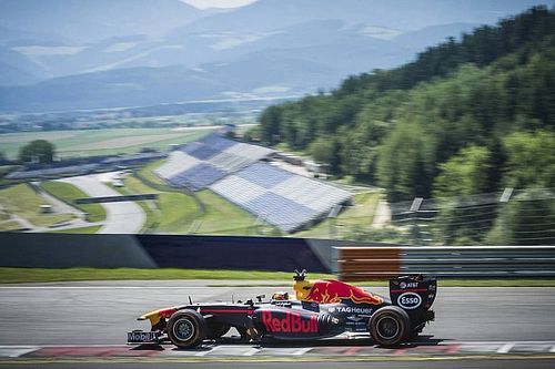 """WRC-kampioen Ogier test Red Bull Racing F1-auto: """"Een droom die uitkomt"""""""