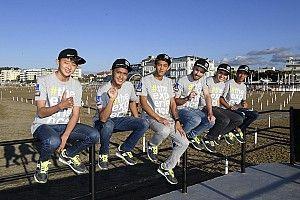 Anggi bangga ikuti Yamaha VR46 Master Camp
