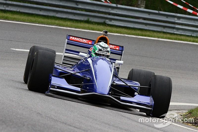 """F3000-Neuling Robin Faustini: """"Jetzt muss ich an mir arbeiten"""""""