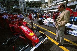 ¿Por qué Newey no quiso trabajar con Schumacher?