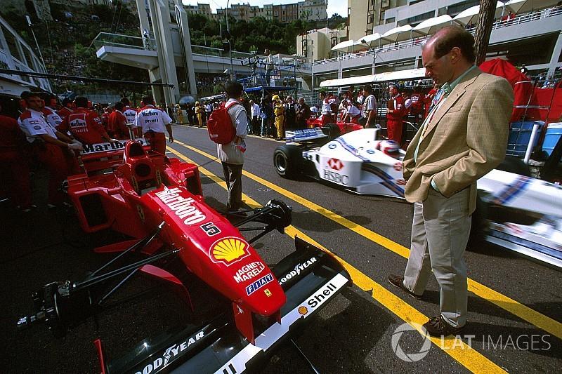 Ньюи трижды был близок к подписанию контракта с Ferrari