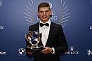 Verstappen ganó dos premios en la Gala de la FIA