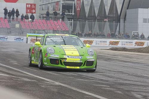 Motor Show, Gianmarco Quaresmini trionfa nella finalissima di GT Cup
