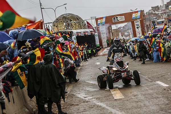 Dakar Dakar 2017, Stage 12: Karyakin takes honours in quads race