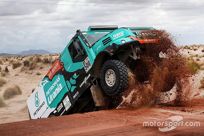 Vorschau Trucks bei der Dakar: Neuer Kamaz sowie Iveco in Bestbesetzung