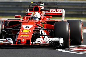 F1 测试报告 布达佩斯季中测试:维特尔做出标杆,库比卡表现喜人