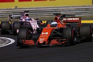 """McLaren celebró como """"un gol antes del descanso"""" sus puntos en Hungría"""