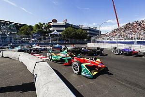 Формула E Новость Этап Формулы Е в Бразилии отменили