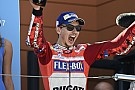 Lorenzo feels first Ducati win now