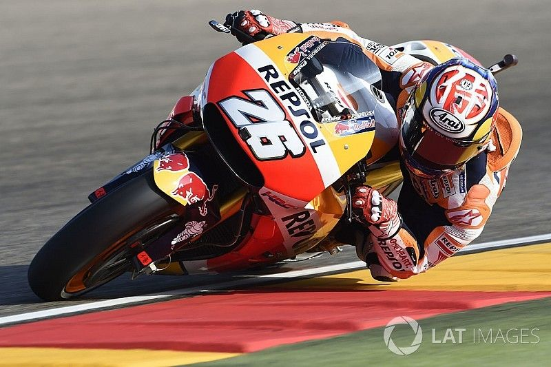 Pedrosa hits out at Rossi's 'unfair' Aragon defence