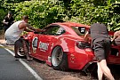 Automotive Ferrari-powered GT4586 crashes on first shot of film shoot