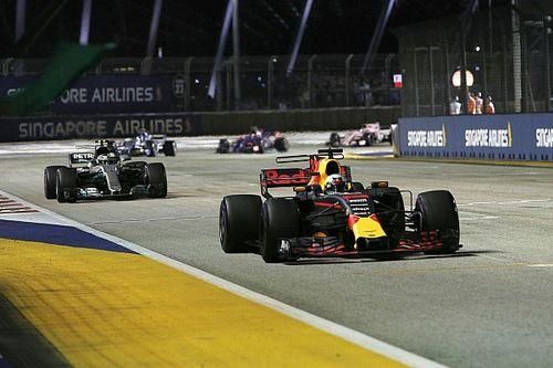 Red Bull pensó que perderían el podio por una falla en el coche de Ricciardo