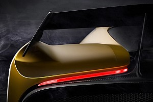 Automotive Breaking news Fittipaldi to create supercar with Pininfarina and HWA