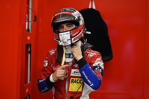 Miguel Molina, a las 24h de Daytona con un Ferrari 488 GT3