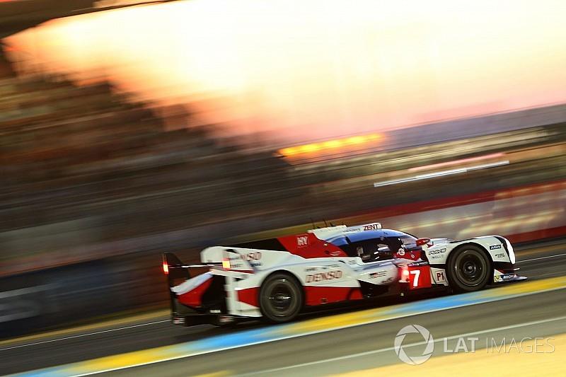 Análisis: cómo podría el calor perjudicar a Toyota en Le Mans