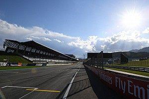 Red Bull keek naar in omgekeerde richting racen op Red Bull Ring