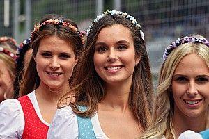 Formel 1 2017: Die schönsten Girls beim GP Österreich in Spielberg