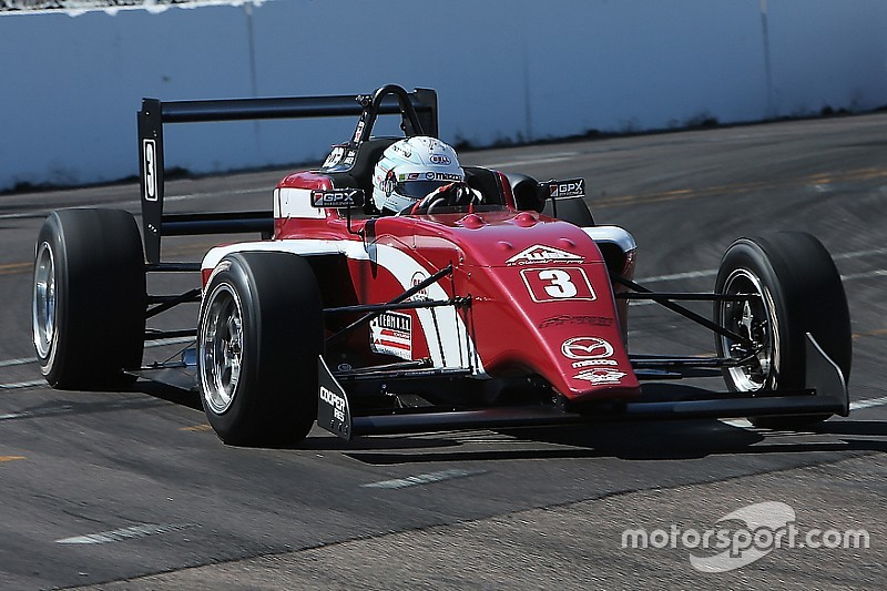 Indy GP USF2000: Askew takes another pole