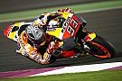 Маркес попал в аварию на тестах в Катаре