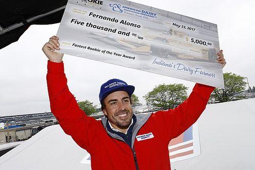 En Las Vegas pagan 10 a 1 por una victoria de Alonso en Indy 500