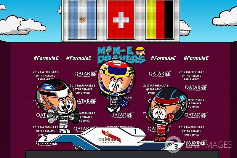 Vídeo: el ePrix de París de Fórmula E, por 'MinEDrivers'