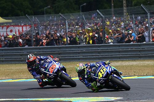 "Rossi: Le Mans crash a ""consequence"" of earlier mistake"