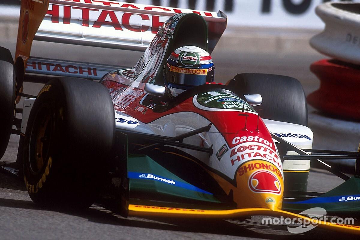 Дзанарди почти занял место Шумахера в Benetton. Но из-за Бриаторе не попал даже в Jordan