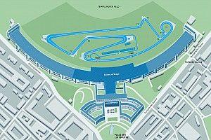 El ePrix de Berlín ya tiene nuevo trazado