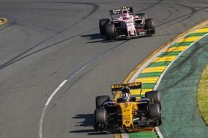 Formel 1 News Formel 1 2017: Renault laut Force India besser als gedacht