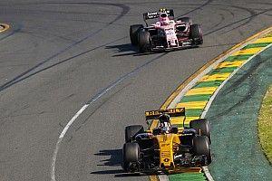 "Force India ""Renault, beklenenden çok daha iyi durumda"""