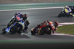 """Iannone: """"Podía haber terminado en el podio si no me caigo"""""""