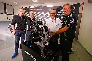 Moto2 Últimas notícias Triumph fornece motores para Moto2 a partir de 2019