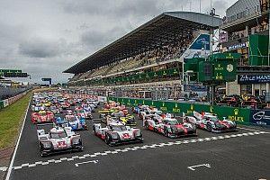 La grille de départ des 24 Heures du Mans 2017