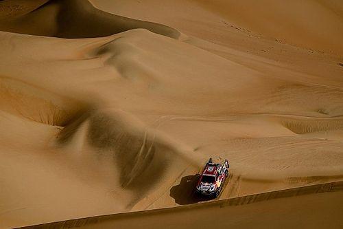 رالي أبوظبي الصحراوي: العطية يسير على طريقه لإحراز الثلاثية بينما تحتدم المعركة ضمن فئة الدراجات