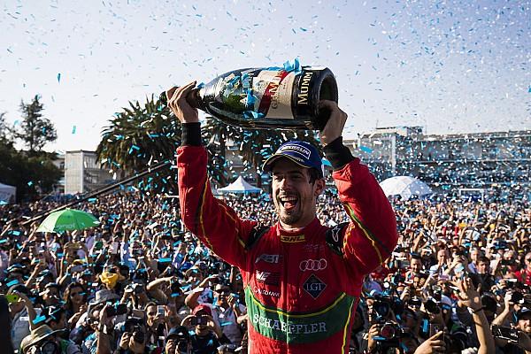 Di Grassi bei Formel-E-Rennen in Mexiko
