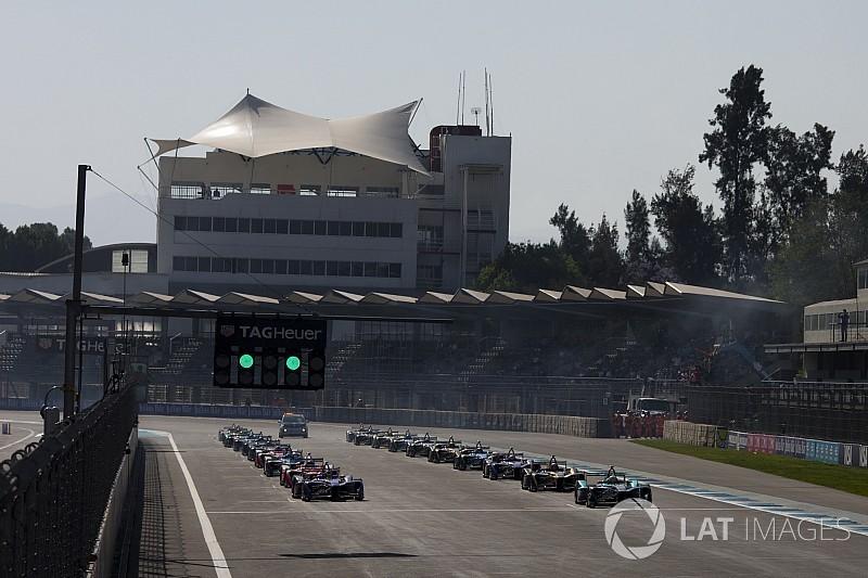 Presentan cartel del Ciudad de México ePrix