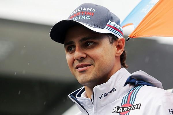Formula E Massa: Formula E test a